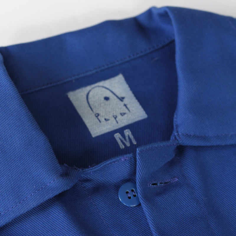 Workwear Jacket - Blue