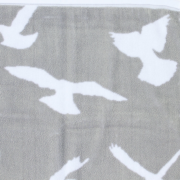 Beach Towel - Pigeon / Dove