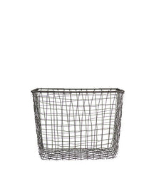 Wire Storage Basket - Medium