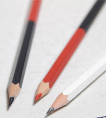 4 Tourne Pencils - Red/Blue Editor