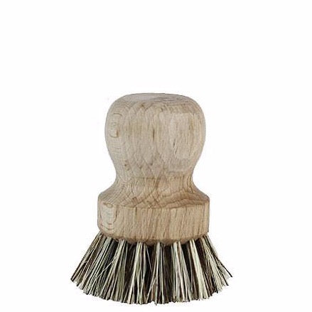 Round Vegetable Brush
