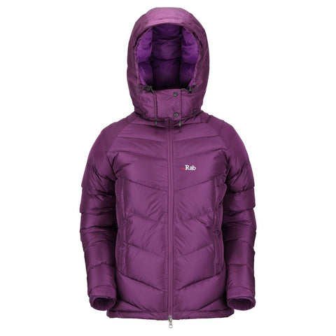 Rab Womens Ascent Jacket