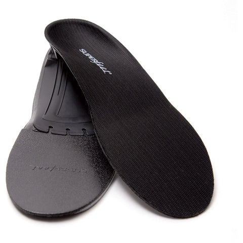 Superfeet Trim To Fit Black Insoles