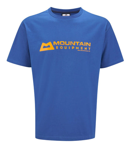 Mountain Equipment SS Branded Tee