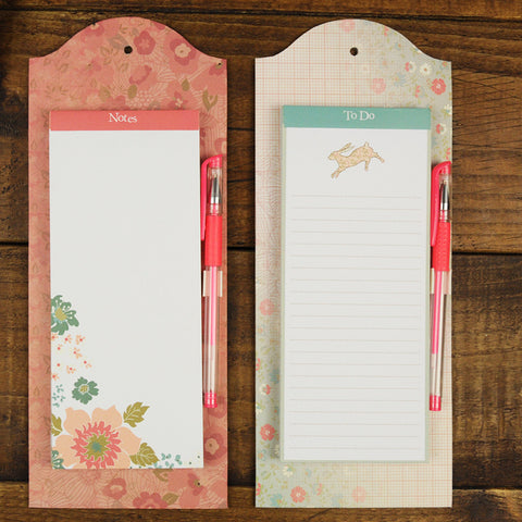 Willow Wood Jotter (twin set)