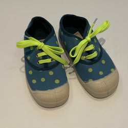 Bensimon for Bonpoint Polka Dot Plimsoles: Size 24
