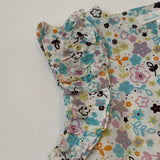 Marie-Chantal Floral Cotton Dress: 3 Years