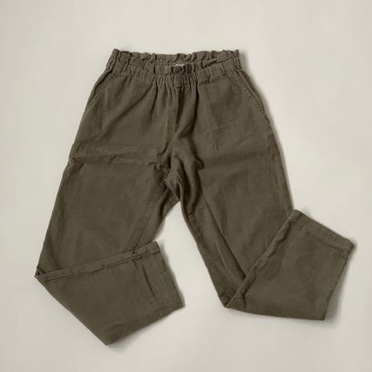 Bonpoint Mushroom Cord Trousers: 8 Years