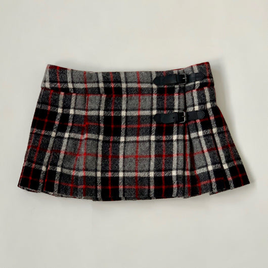 Bonpoint Wool Tartan Kilt Style Skirt: 4 Years (Brand New)