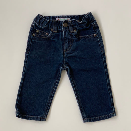 Bonpoint Denim Jeans: 6 Months