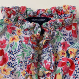 Ralph Lauren Floral Print Blouse: 4 Years