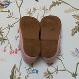 Papouelli Pink Shoes: Size 22