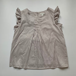 Marie-Chantal Dove Grey Summer Blouse: 12 Years