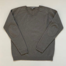 Bonpoint Taupe Cashmere Jumper: 8 Years