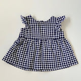 Jacadi Polka Dot Sleeveless Blouse: 12 Months