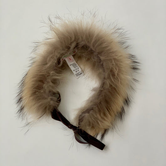 Bonpoint Fur Collar: Size 1