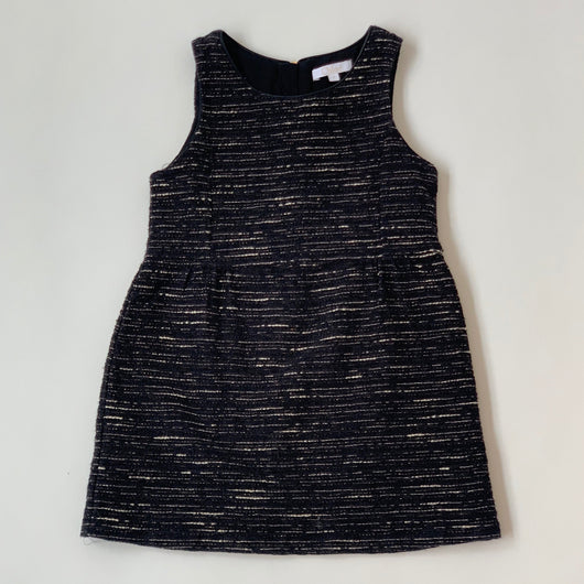 Chloé Back Tweed Dress: 4 Years