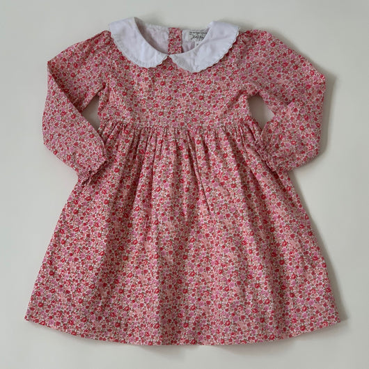 Rachel Riley Liberty Print Dress: 2 Years