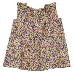 Bonpoint Liberty Print Summer Dress: 3 Years