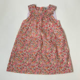 Cyrillus Liberty Print Sleeveless Dress: 3 Years