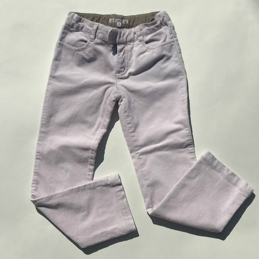 Bonpoint Pale Pink Cords With Back Pockets: 6 Years