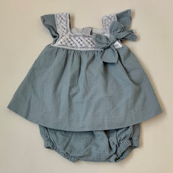Pepa & Co Duck Egg Blue Outfit: 2 Years