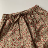 La Coqueta Floral Print Cotton Trousers: 2 Years