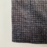 Bonpoint Grey Check Velvet Blazer: 6 Years