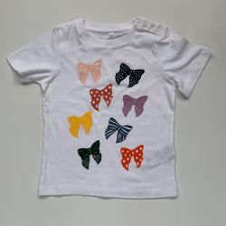 Stella McCartney Bow T-Shirt: 3 Years