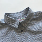 Bonpoint Check Shirt With Collar And Pocket: 18 Months