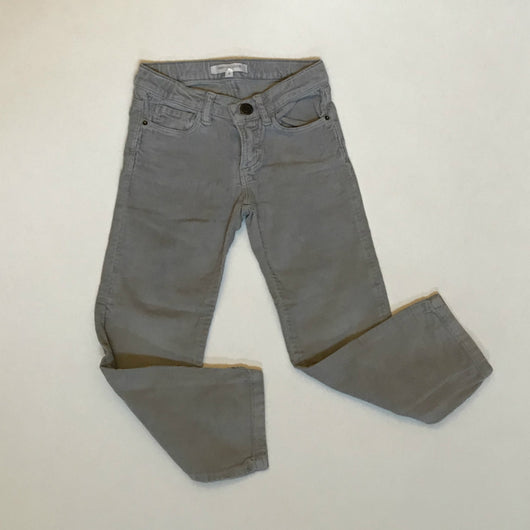 Caramel Grey Slim Fit Cords: 4 Years