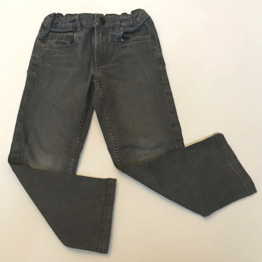 Bonpoint Dark Grey Denim Slim Fit Jeans Jeans
