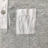 Marie-Chantal Grey Cotton Polo Shirt: 4 Years