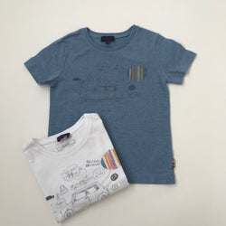 Paul Smith Set Of Two Logo T-Shirts