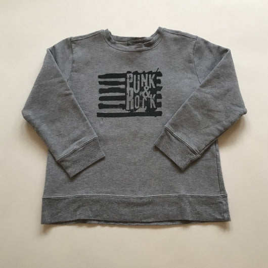 Bonpoint Light Grey Sweatshirt