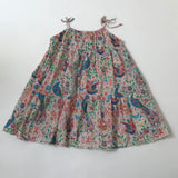 Zimmermann Floral Print Cotton Sundress: 6 Years