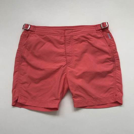 Orlebar Brown Coral Swimshorts: 12 Years