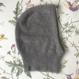 Bonpoint Taupe 100% Cashmere Snood Hat