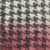 Bonpoint Wool/ Cashmere Mix Ombre Houndstooth Jumper: 6 Years