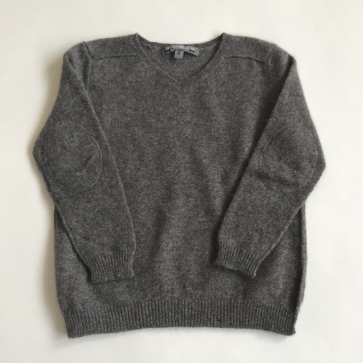 Bonpoint Taupe Cashmere Jumper