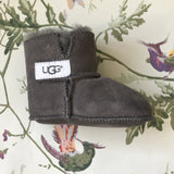 Ugg Taupe Shearling Booties