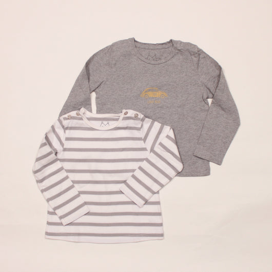 Marie-Chantal Boys Long Sleeved Top Selection: 2 Years