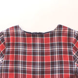 Marie-Chantal Tartan Dress