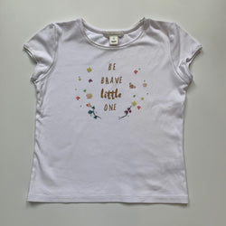 Marie-Chantal Be Brave T-Shirt: 10 Years