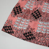 Marni Print Pleated Skirt