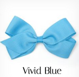 Verity Jones Grosgrain Hair Bow: Medium