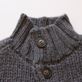 Bonpoint Thick Wool Cardigan