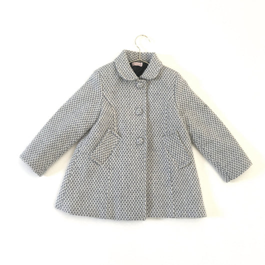 La Coqueta Wool Winter Coat