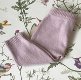 Olivier Baby & Kids Dusty Pink Cashmere Leggings