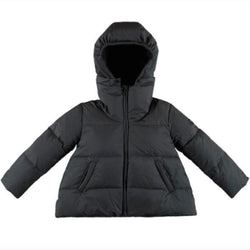 Finger In The Nose Ask Black Down Parka: 2-3 Years (Brand New)